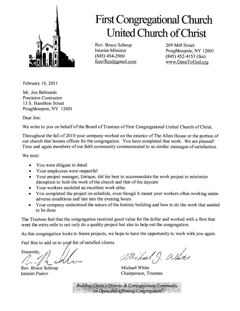 FCC Letter