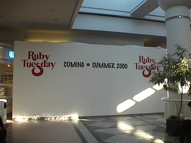 Ruby Tuesday Barricade 2