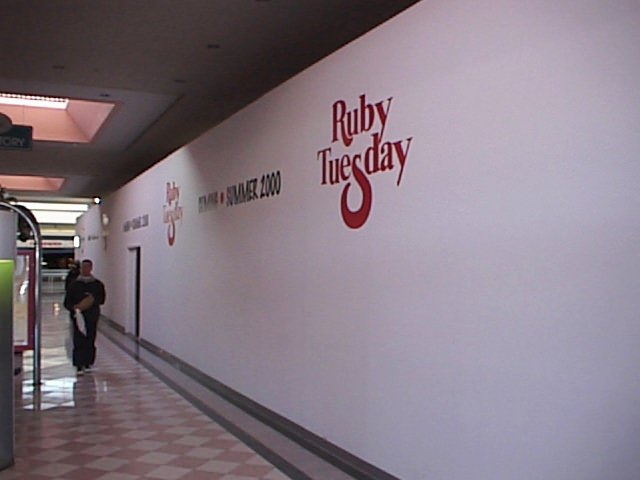 Ruby Tuesday Barricade 3